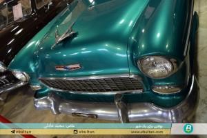 از موزه خودرو های کلاسیک تبریز 9